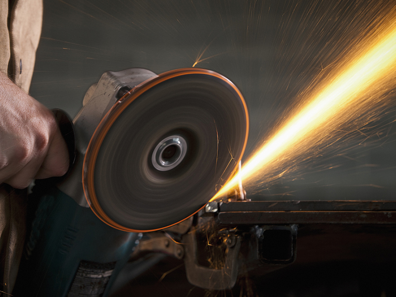 How to improve the mechanical strength of diamond grinding wheels